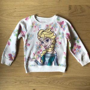 Frozen Elsa Swearshirt
